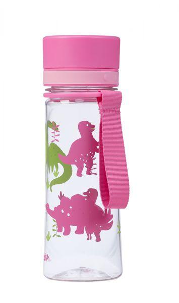 AVEO Trinkflasche 0,35L Kids Rosa Dino