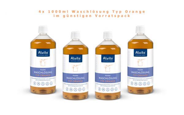 Waschlösung Typ Orange ökologisches Waschmittel zum Waschen hier günstig kaufen
