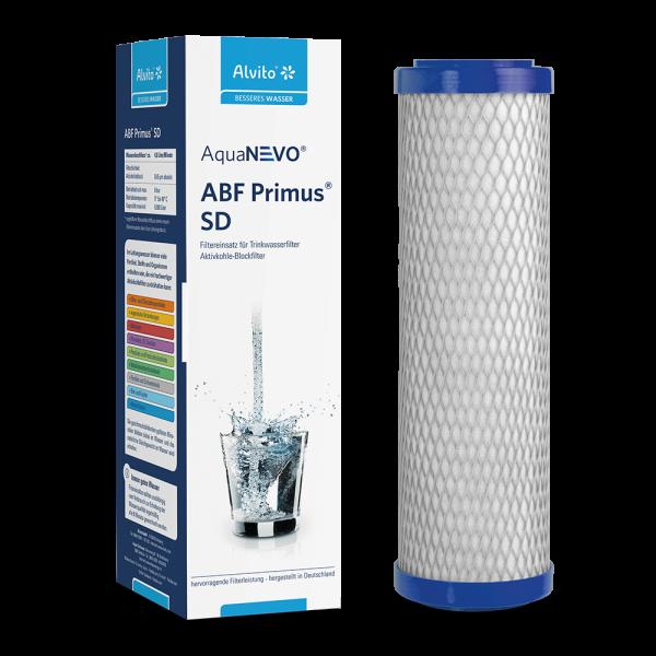 Alvito Filtereinsatz ABF Primus SD - Aktivkohle-Block-Filter