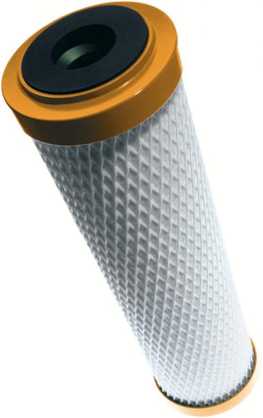 Carbonit Aktivkole-Block-Filterpatrone IFP Puro mit Filtermembrane im Wasserfilter-Fachhandel