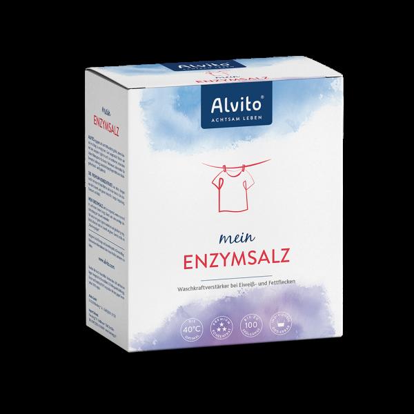 Alvito Enzymsalz 1,0kg Premium Waschmittel vom Wasserfilter-Handel