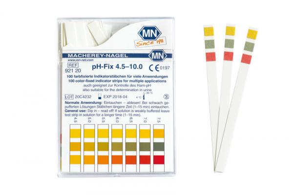 Alvito pH-Teststreifen zum Basenfasten geeignet vom Wasserfilter-Fachhandel
