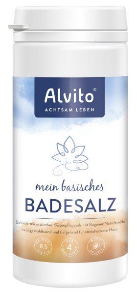 Alvito Koerperpflege-Badesalz zür basische Anwendungen vom wasserfilter-fachhandel