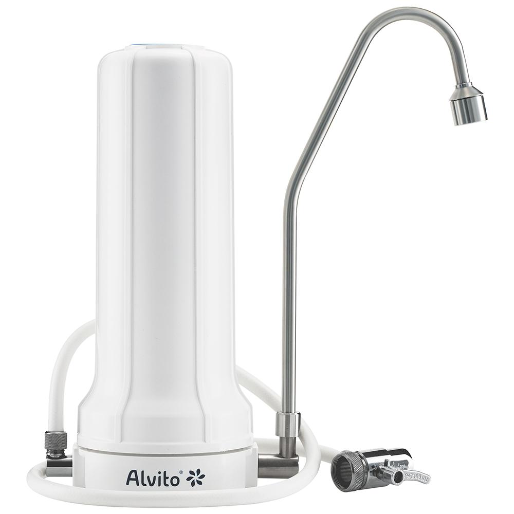 300_Alvito_Auftisch-Wasserfilter_Pro_TypD_zum_Anschluss_am_Wasserhahn_vom_Wasserfilter_Handel