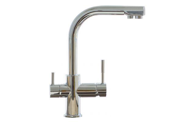 Alvito 3-Wege-Küchen-Armatur Verona vom Wasserfilter-Fachhandel
