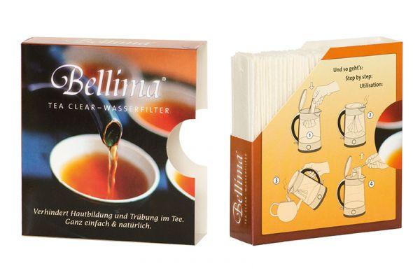 Bellima Wasserfächer 30er Classic Pack vom Wasserfilter-Fachhandel