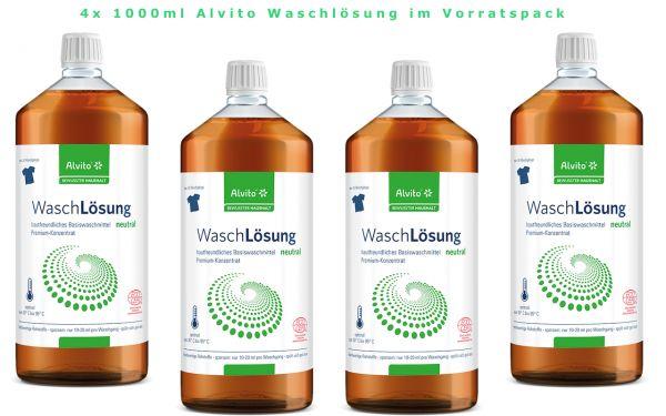 Alvito Waschlösung Typ Neutral ökologisches Waschmittel hier im Shop kaufen