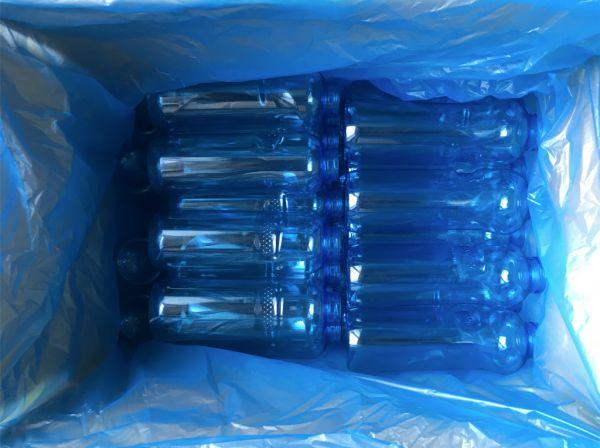 Karton mit 45 Alvito Trinkflaschen 1000ml hier im wasserfilter-handel günstig kaufen