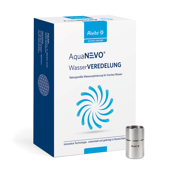Alvito AquaNEVO Armaturen-Wasserwirbler Viva beim wasserfilter-handel.de