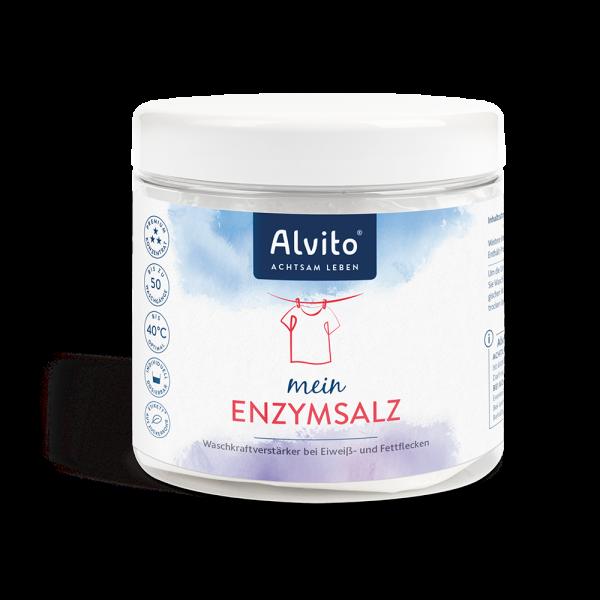 Alvito Enzymsalz 500g Premium Waschmittel vom Wasserfilter-Handel