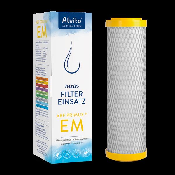 Alvito Filtereinsatz ABF Primus EM - Filter mit EM-Keramik