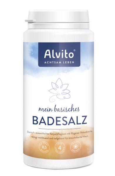 Alvito Badesalz zur basischen Koerperpflege vom wasserfilter-fachhandel