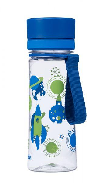 AVEO Trinkflasche 0,35L Kids Blau Weltraum